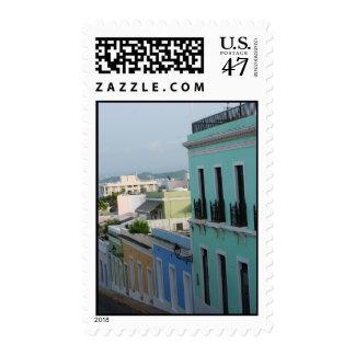 San Juan Stamp