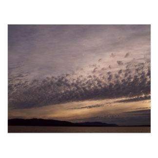 San Juan Sunset Postcard