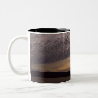 San Juan Sunset Two-Tone Coffee Mug