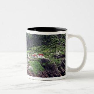 San Juan, Terranova, Canadá, fuerte histórico Taza De Dos Tonos