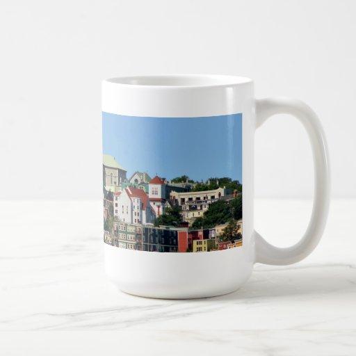 San Juan, Terranova y Labrador, Canadá Tazas De Café