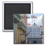 San Juan viejo Imán Cuadrado