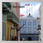 San Juan viejo Poster