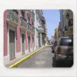 San Juan viejo, Puerto Rico Alfombrilla De Raton