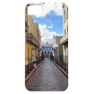 San Juan viejo, Puerto Rico iPhone 5 Carcasas