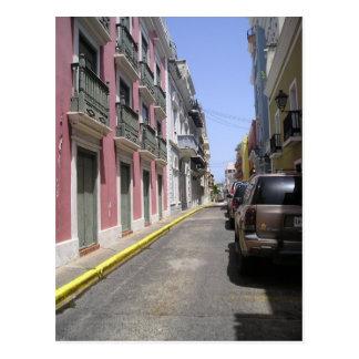 San Juan viejo, Puerto Rico Tarjetas Postales