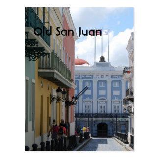 San Juan viejo Postales