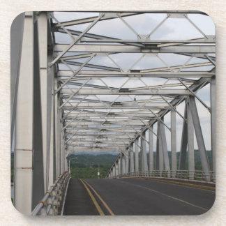San Juanico Bridge Drink Coaster
