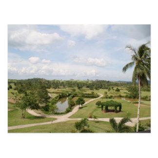 San Juanico Park, Golf & Country Club Postcard