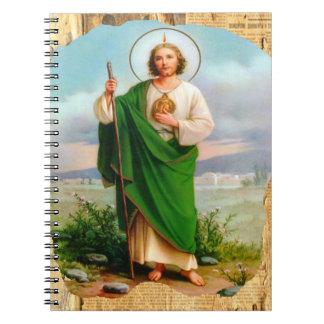 SAN JUDAS PERIODICO NP CUSTOMIZABLE PRODUCTS NOTE BOOK