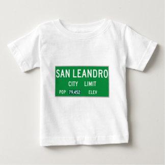 San Leandro City Limits Infant T-shirt