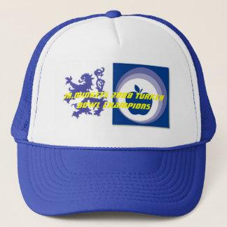 San Leandro Crusaders Championship Hat