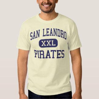 San Leandro - Pirates - High - San Leandro Tee Shirt