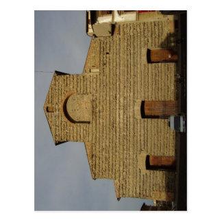 ¿San Lorenzo sumario fa? ade, iglesia en Florencia Postales