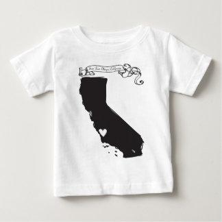 San Luis Obispo Baby T-Shirt
