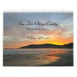 San Luis Obispo County 2015 Calendar