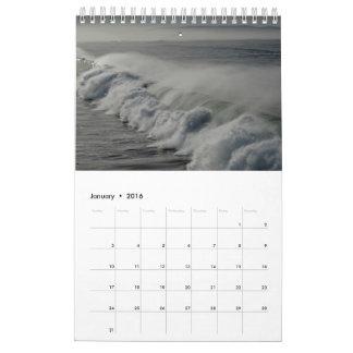 San Luis Obispo County 2016 Calendar