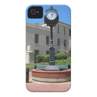 San Luis Obispo Courthouse Clock iPhone 4 Case-Mate Case