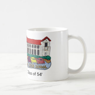 San Luis Obispo High School Coffee Mug