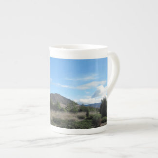 San Luis Obispo Hills on Los Osos Road Tea Cup
