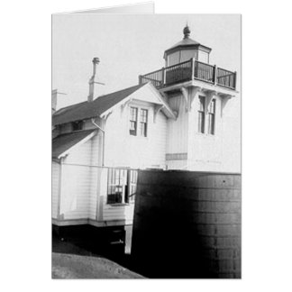 San Luis Obispo Lighthouse Card