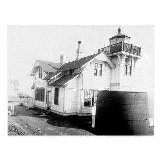 San Luis Obispo Lighthouse Postcard
