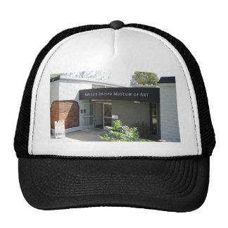 San Luis Obispo Museum of Art Mesh Hat