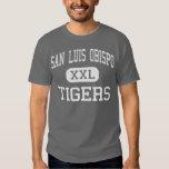 San Luis Obispo - tigres - alto - San Luis Obispo Playera