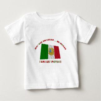 San Luis Potosí - Más Que un Lugar ... Mi Hogar Baby T-Shirt