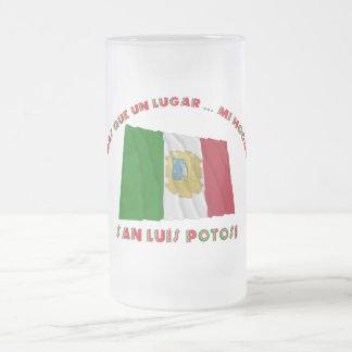 San Luis Potosí - Más Que un Lugar ... Mi Hogar Coffee Mug