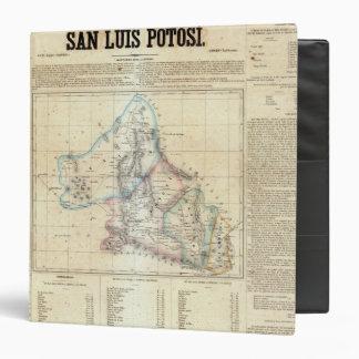"""San Luis Potosi, México 2 Carpeta 1 1/2"""""""