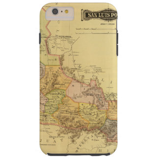San Luis Potosi Tough iPhone 6 Plus Case