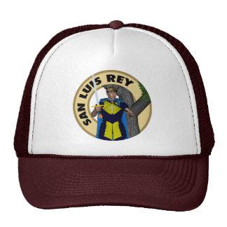 San Luis Rey de Francia Mesh Hat