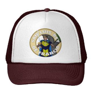 San Luis Rey de Francia Trucker Hats