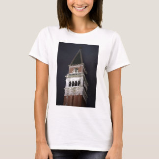 San Marco Bell Tower at Night T-Shirt