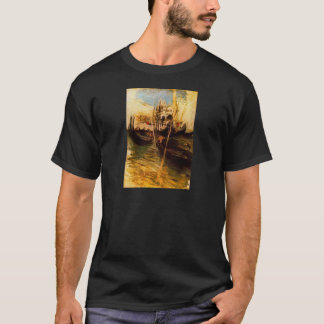 San-Marco in Venice by Giovanni Boldini T-Shirt