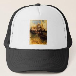 San-Marco in Venice by Giovanni Boldini Trucker Hat
