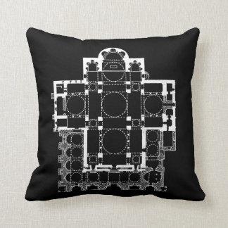 San Marco Plan Pillows