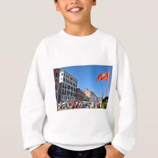 San Marco square in Venice, Italy Sweatshirt