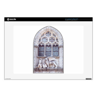 San Marco Winged Lion Window Decals For Laptops