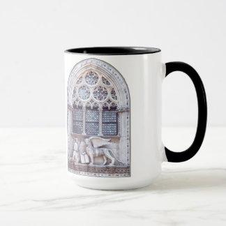 San Marco Winged Lion Window Mug