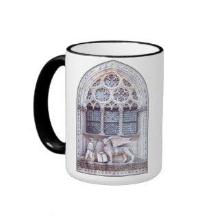 San Marco Winged Lion Window Ringer Coffee Mug