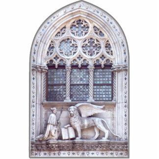 San Marco Winged Lion Window Statuette
