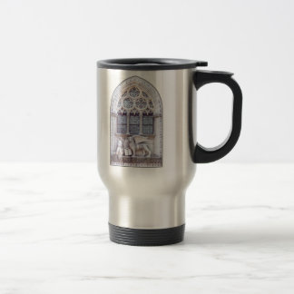 San Marco Winged Lion Window Travel Mug