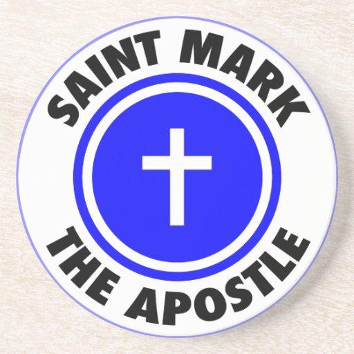 San Marcos el apóstol Posavasos Para Bebidas