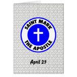 San Marcos el apóstol Tarjetas