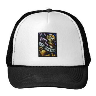 San Marcos el arte del vitral del evangelista Gorro De Camionero