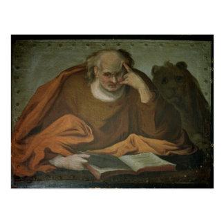 San Marcos el evangelista, 1588 Tarjetas Postales