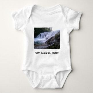 San Marcos River Falls Toddler Baby Bodysuit