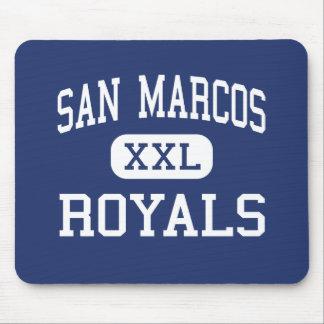 San Marcos - Royals - High - Santa Barbara Mouse Pad